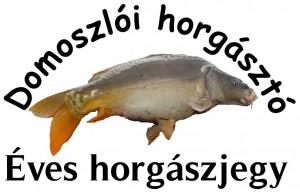 Éves horgászjegy